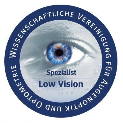 WVAO Low Vision-Experte werden